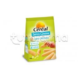 Cereal Mini Grissini Senza Glutine 150g