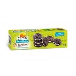 Cereal Biscotti Tandem Senza Glutine 125g