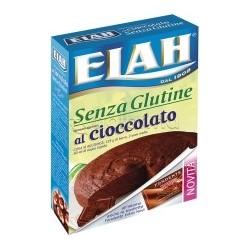 Elah Preparato per Torta al Cioccolato Senza Glutine 282g
