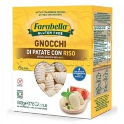 Farabella Gnocchi di Patate con Riso Senza Glutine 500g