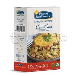 Piaceri Mediterranei Cous Cous e Mais Senza Glutine 375g