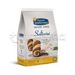 Piaceri Mediterranei Salterini Senza Glutine 200g