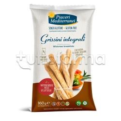 Piaceri Mediterranei Grissini Integrali Senza Glutine 160g