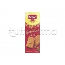 Schar Spekulatius Biscotti Senza Glutine 100g