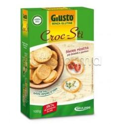 Giuliani Giusto Croc-Sti Crostini Senza Glutine Per Celiaci 100g