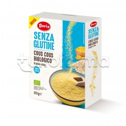 Doria Cous Cous Biologico di Mais e Riso Senza Glutine 375g