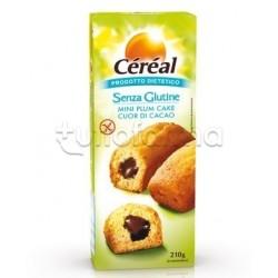 Cereal MiniPlum Cacao Tortine Senza Glutine 210 Gr