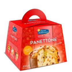 Piaceri Mediterranei Panettone Senza Glutine 650mg