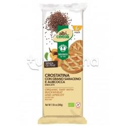 Probios Alltri Cereali Crostatina con Grano Saraceno e Albicocca Senza Glutine 200g