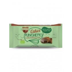 Antica Norba Funghetto Biscotto Ricoperto al Cacao Senza Glutine 70g