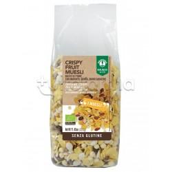 Probios Crispy Fruit Muesli Cereali Senza Glutine 325g
