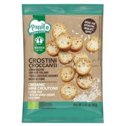 Probios Panito Crostini Croccanti Senza Glutine 40g