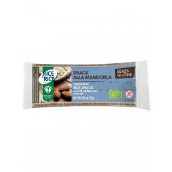 Probios Rice&Rice Snack di Riso alla Mandorla Senza Glutine 25g