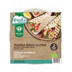Probios Panito Piadina Senza Glutine 2 Pezzi