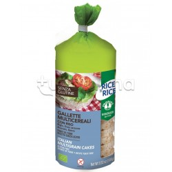 Probios Rice&Rice Gallette Multicereali Senza Glutine 100g