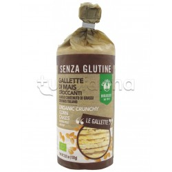 Probios Gallette di Mais con Sale Senza Glutine 100g