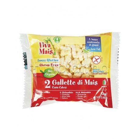 Probios Gallette di Mais con Sale Senza Glutine 13g