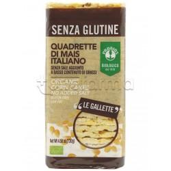 Probios Quadrette di Mais Senza Sale Senza Glutine 130g