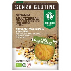 Probios Pasta Sedanini ai Multicereali Senza Glutine 340g