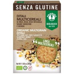Probios Pasta Ditalini ai Multicereali Senza Glutine 340g