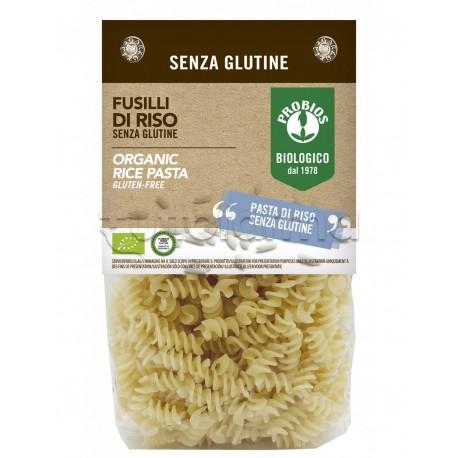 Probios Pasta Fusilli di Riso Senza Glutine 400g