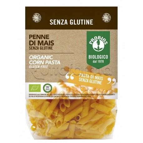 Probios Pasta Penne Rigate di Mais Senza Glutine 400g