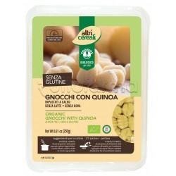Probios Altri Cereali Gnocchi di Quinoa Senza Glutine 250g