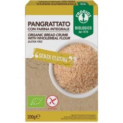 Probios Pangrattato con Farina Integrale Senza Glutine 200g