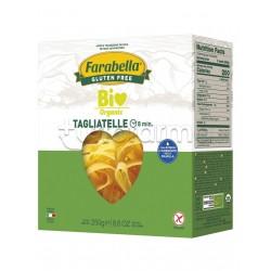 Farabella Bio Pasta Tagliatelle Mais e Riso Senza Glutine 250g