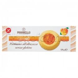 Panarello Granò Pasticcini all'Albicocca Senza Glutine 120g