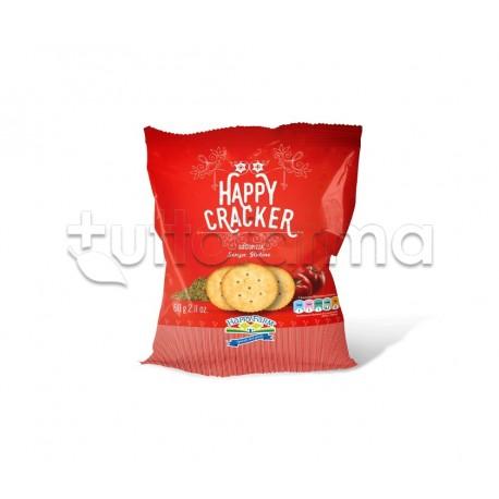 Happy Farm Cracker Gusto Pizza Senza Glutine 60g