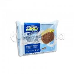 Happy Farm Snakis Biscotto con Crema al Latte Senza Glutine 104g