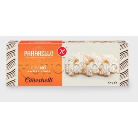 Panarello Granò Biscotti Canestrelli Senza Glutine 120g