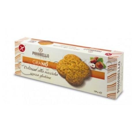 Panarello Granò Dolcezze alla Nocciola Senza Glutine 120g