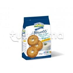 Happy Farm Biscotti allo Yogurt Senza Zucchero Senza Glutine 300g