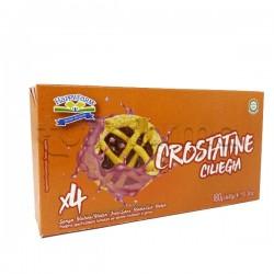 Happy Farm Crostatine alla Ciliegia Senza Glutine 180g