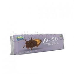 Happy Farm Biscotti Alisei Ricoperti al Cioccolato Senza Glutine 125g