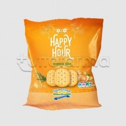 Happy Farm Happy Hour Cracker Gusto Rosmarino e Patate Senza Glutine 60g