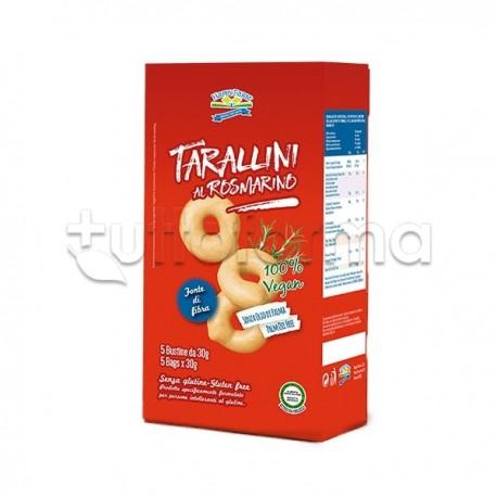 Happy Farm Tarallini al Rosmarino Senza Glutine 150g
