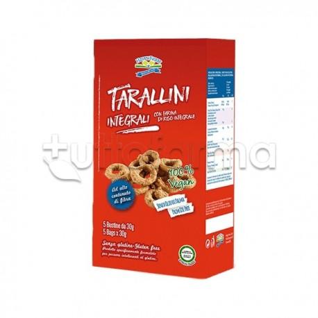 Happy Farm Tarallini Integrali Senza Glutine 150g