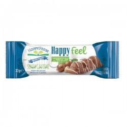 Happy Farm Snack Happy Feel alla Nocciola Senza Glutine 30g