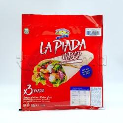 Happy Farm La Piada Piadina Senza Glutine 180g