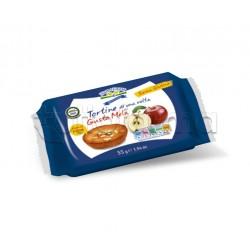 Happy Farm Tortina alla Mela Senza Glutine 55g