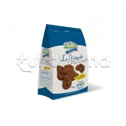 Happy Farm Biscotti Virgole al Cacao con Gocce di Cioccolato Senza Glutine 300g