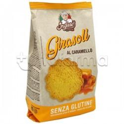 Inglese Girasoli Biscotti al Caramello Senza Glutine 300g