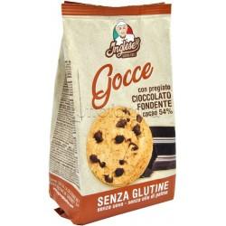 Inglese Biscotti con Gocce di Cioccolato Fondente Senza Glutine 300g