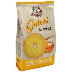 Inglese Biscotti Golosi al Miele Senza Glutine 300g