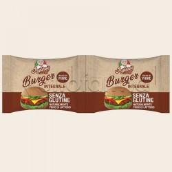 Inglese Pan Burger Integrale Senza Glutine 80g