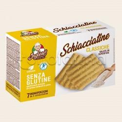 Inglese Schiacciatine Classiche Senza Glutine 7 Monoporzioni