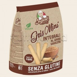 Inglese Gris Mini Integrali al Grano Saraceno Senza Glutine 180g